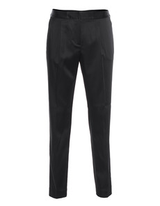 T BY ALEXANDER WANG Stretch Satin Front Pleat