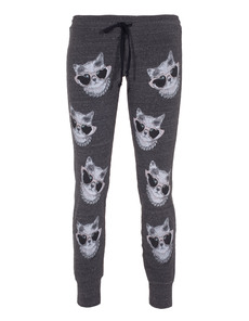 LAUREN MOSHI Kitty Heather Black