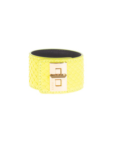 EMILIO PUCCI Snake Flashy Yellow
