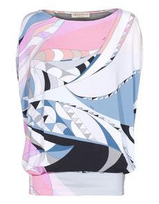 EMILIO PUCCI Stretch Signature Graphic Multi