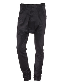 JULIUS Long Seam Black