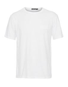 T BY ALEXANDER WANG Ink Pocket White