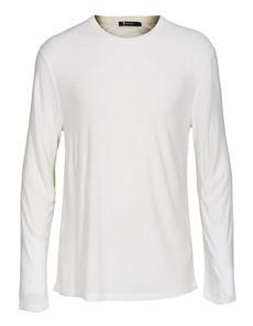 T BY ALEXANDER WANG Basic Long White