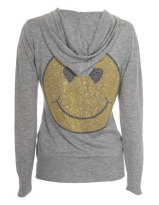 AMOR&PSYCHE Glam Smiley Grey