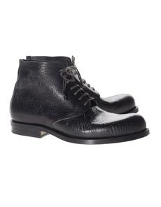 SHOTO Vintage Leather Black