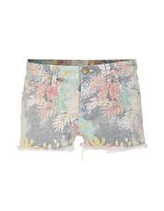 CURRENT/ELLIOTT The Boyfriend Short Tropical Safari