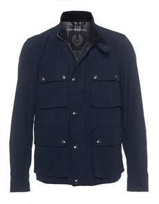 BELSTAFF Barningham Jacket Ink Blue