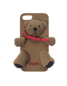 MOSCHINO Bear Bow Brown
