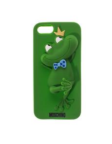 MOSCHINO Frog King Green