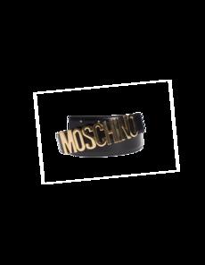 MOSCHINO Classy Icon Gold Black
