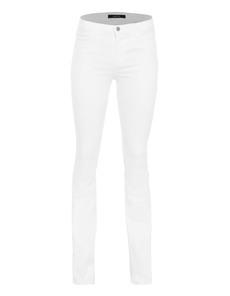 J BRAND 8017 Remy High-Rise Slim Boot Blanc