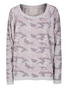 JUVIA Camouflage Pink Grey