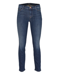 J BRAND 811 Close Cut Skinny Leg Storm Blue