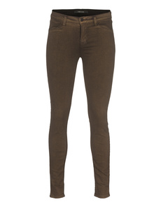 J BRAND 815 Coated Skinny Gold Nebula