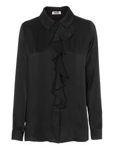 MOSCHINO Cheap and Chic Playful Flounce Black