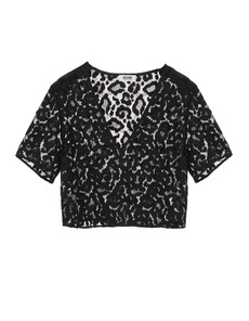 MOSCHINO Cheap and Chic Sexy Cool Lace Black