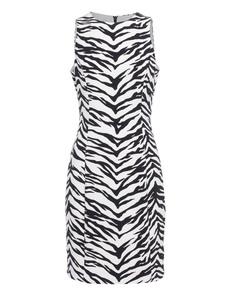 MOSCHINO Cheap and Chic Sexy Zebra Black White