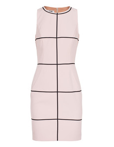 MOSCHINO Cheap and Chic Graphic Stripe Nude