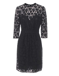 MOSCHINO Cheap and Chic Leo Lace 3/4 Black