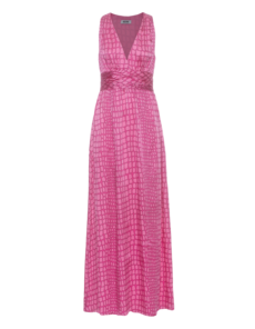 MOSCHINO Cheap and Chic Clean Animal Long Pink