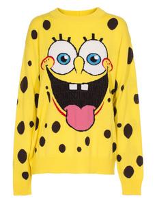 Moschino Spongebob Multi Yellow