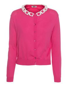 MOSCHINO Cheap and Chic Bones Chain Pink