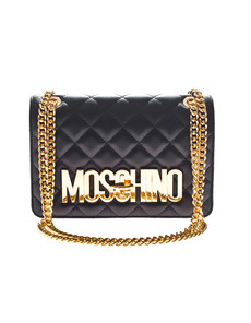 Moschino Classic Chain Gold Black
