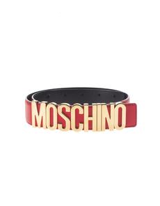 Moschino Waist Elegance Red