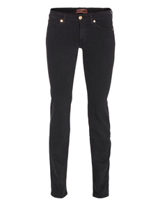 SEVEN FOR ALL MANKIND Roxanne Silk Touch Black