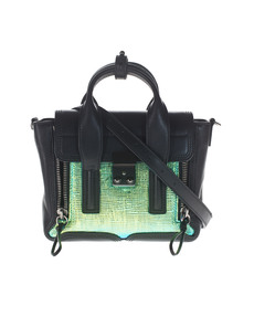 3.1 Phillip Lim Pashli Mini Blue Green