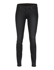 SEVEN FOR ALL MANKIND The Skinny Coated Black