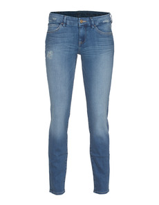 SEVEN FOR ALL MANKIND Slim Cigarette Used Blue Frequent