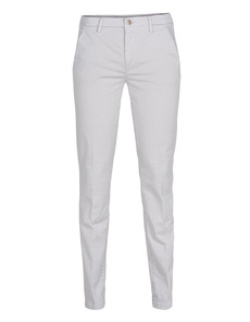 SEVEN FOR ALL MANKIND Roxanne Chino Sateen Grey