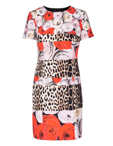 MOSCHINO Cheap and Chic Leo Flowers Multi Rose