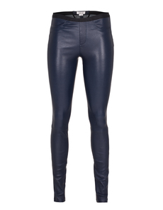 HELMUT LANG Stretch Leather Midnight