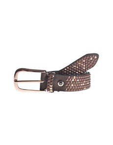 B.Belt Cool Studs Brown