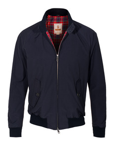 Baracuta Harrington G9 Dark Blue