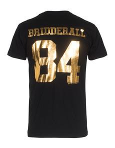 BRIAN LICHTENBERG 84 Bridderall Tee Black Gold