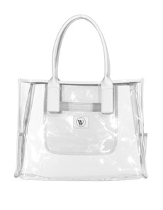 WILDFOX Original Fox Vinyl Large Clear