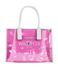 WILDFOX Bel Air Vinyl Large Pink