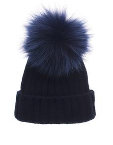 Headless Classic Fur Dark Blue