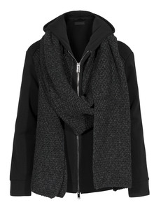Costume National Scarf Black