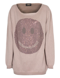CAMOUFLAGE COUTURE STORK Smiley Beige