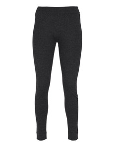 DUFFY Cashmere Tight Heather Anthra