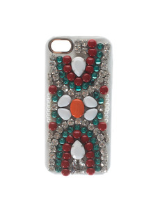 2me Style Embroidery Gipsy Multi White