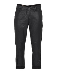 AG ADRIANO GOLDSCHMIED  The Tristan Tailored Leatherette Super Black