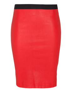 HELMUT LANG Stretch Plonge Vein Red