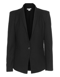 HELMUT LANG Classy Sonar Wool Black