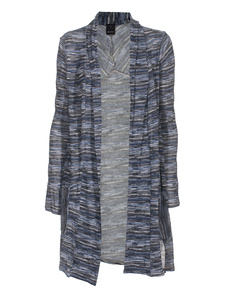 ELLA MOSS Willow Duster Cardigan Cobalt