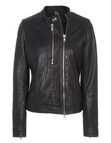 MONTGOMERY Ethna Leather Black